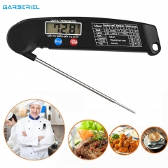 Digital Thermometer 6S Super Fast Instant Read Waterproof Kitchen Thermometer for Liquids, Grilling, Meat, Bread, Cakes, BBQ