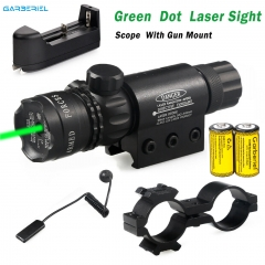 Green Dot Rifle Scope Hunting Gun Sight